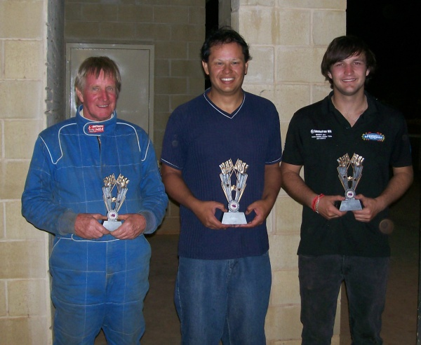 Winners at Geraldton 16th February, 2013
