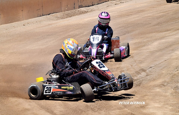 West Coast Outlaw Karts Inaugural Meeting - asdrainc